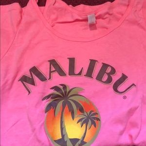 Malibu Pink Tanks! 4 available